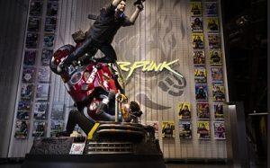 Выпуск Cyberpunk 2077 отложили