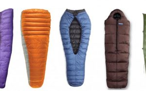 Как выбрать туристический спальный мешок