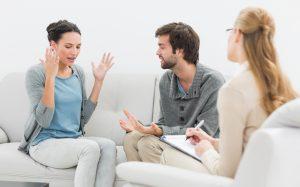 Консультация с психологом