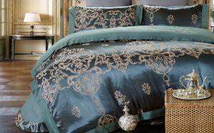 Как выбрать постельное белье для новобрачных?