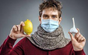 Какие меры входят в профилактику простуды и гриппа?