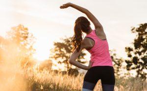 Утренняя гимнастика. Заряд настроения и бодрости на весь день