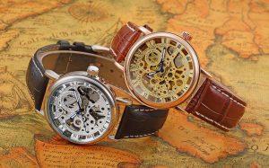 Часы-скелетоны – что это такое и где их купить?