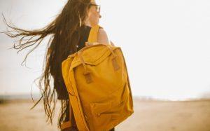 Рюкзак большая практичная сумка или модный аксессуар?
