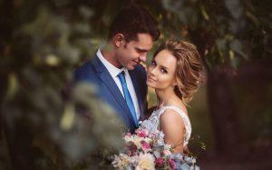 Портретная съемка в свадебной фотографии