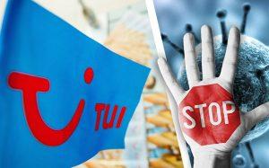 TUI закрыл офисы на карантин