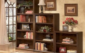 Каким должен быть книжный шкаф