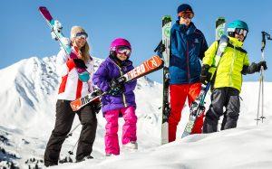 Выбираем качественную экипировку для зимнего спорта