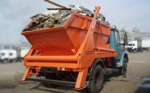Вывоз строительного мусора в Киеве строительными фирмами