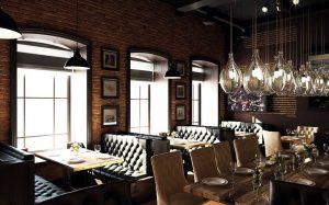 Особенности ремонта ресторанов, баров и кафе
