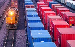 Перевозка грузов по ЖД