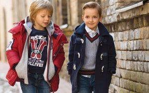 Летняя детская одежда и обувь от ведущих мировых брендов