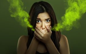 Причины и устранение неприятного запаха изо рта