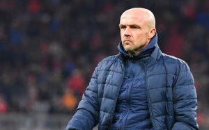 «Хоффенхайм» расторг контракт с главным тренером