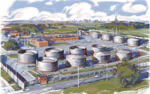 История развития резервуаров для хранения нефти