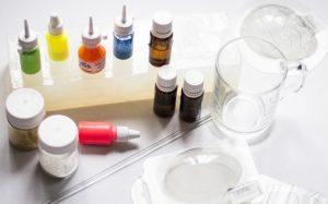 Огромный ассортимент компонентов для создания высококлассного ароматного мыла