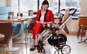 Трудности выбора: детские коляски