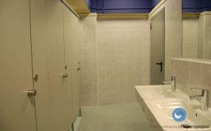 Как обустроить общественные туалеты и душевые кабины