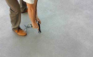 Экспертиза стяжки от компании Интена