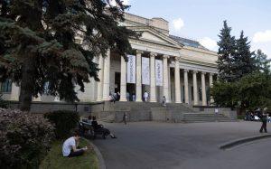 ГМИИ им. Пушкина представил пять веков истории европейского рисунка
