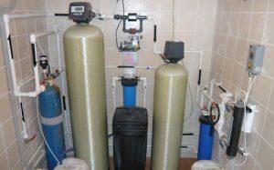 Как установить систему очистки воды