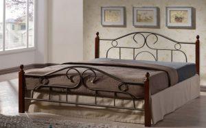Металлические двуспальные кровати — на что стоит обратить внимание при их выборе