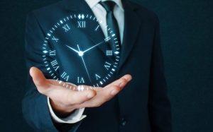 Значение времени в бизнесе