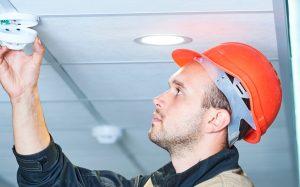 Техническое обслуживание системы пожарной сигнализации
