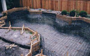 Строительство бассейнов в доме и на приусадебном участке