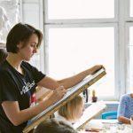 """""""Kalacheva School"""": почему стоит пойти в школу рисования"""