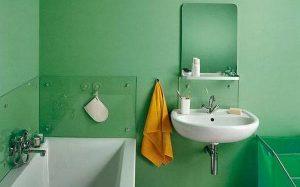 Отделка ванной комнаты самостоятельно