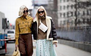 Выбор одежки на зиму