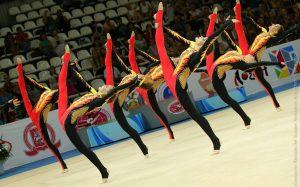 Художественная или эстетическая гимнастика, что выбрать?