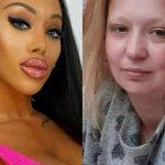 Внучка Гурченко и модель Лара Фрост подрались в ночном клубе