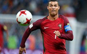 Роналду забил сотый гол за сборную Португалии