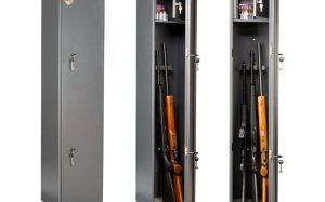 Сейфы для оружия в Украине от магазина «Сейфик»