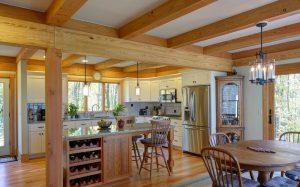 Советы по выбору кухни для загородного дома