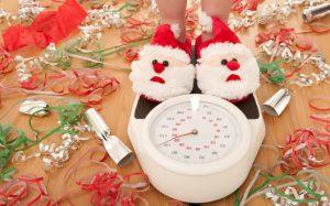 Быстрое похудение после новогодних праздников