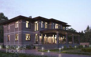 Возводим собственный дом по индивидуальному проекту