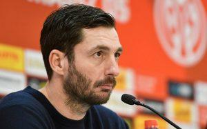 Сандро Шварц: «Впечатление от тренировочной базы «Динамо» превосходное»
