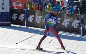 Пропуск допинг-тестов поставил под угрозу карьеру биатлониста Слепова