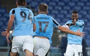«Лацио» обыграл дортмундскую «Боруссию» в матче Лиги чемпионов
