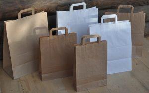 5 причин использовать бумажные крафт-пакеты
