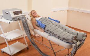 Что собой представляют аппараты прессотерапии?