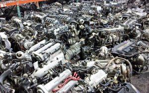 Двигатели БУ