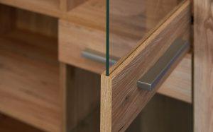 Современная мебель с ручками-планками