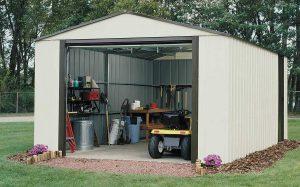 Как самостоятельно построить гараж?