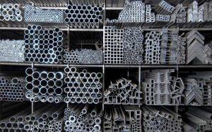 Первая база металлопроката на Украине