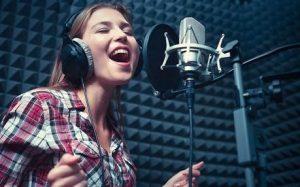 Особенности студийных микрофонов