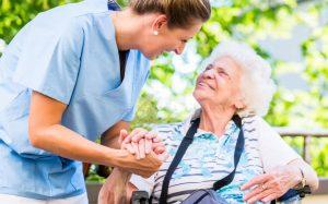 Частные пансионаты для пожилых